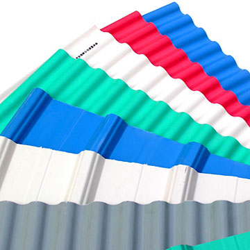 Pvc Corrugated Sheet For Floor Protection Tengah Engineering